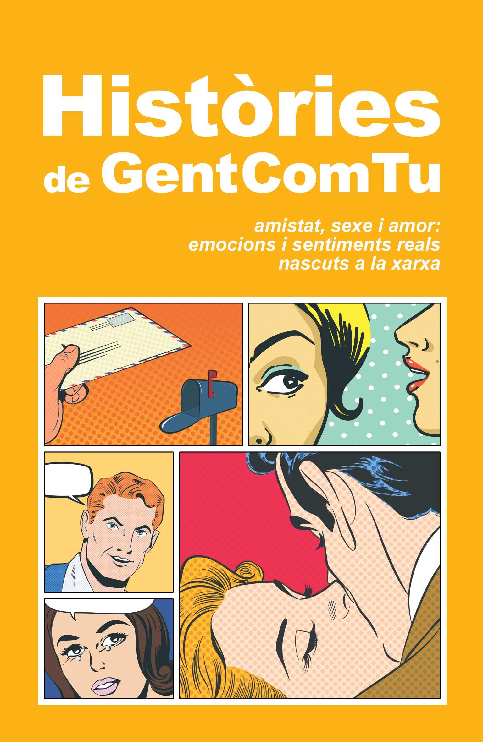 Històries de GentComTu: Coberta