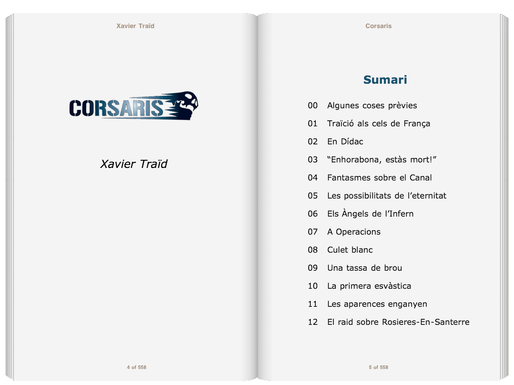 Corsaris: View1