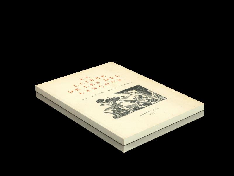 El llibre de les deu cançons: Model 3D Horitzontal