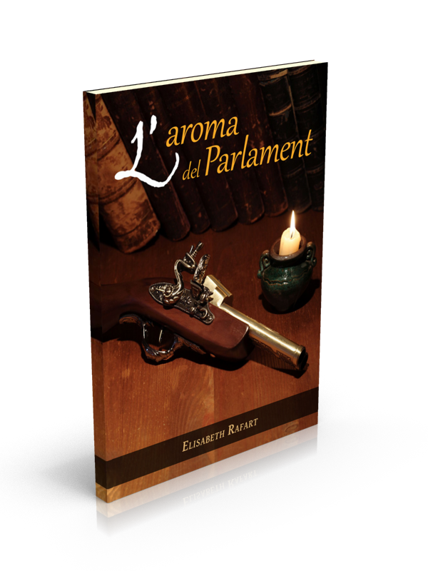 L aroma del Parlament: Model 3D vertical