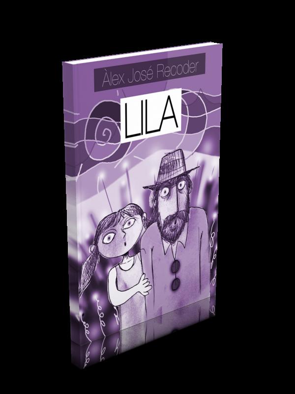 Lila: Model 3D