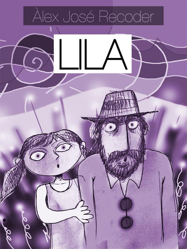 Lila: Cubierta
