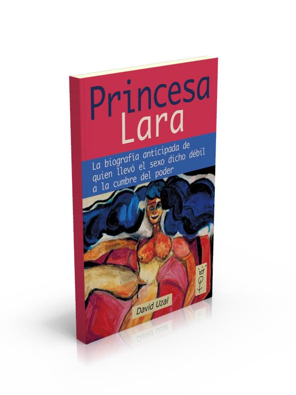 PrincesaLara: Model 3D Vertical