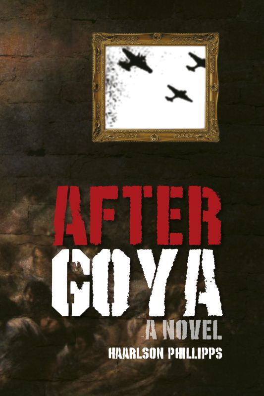 After Goya: Cover